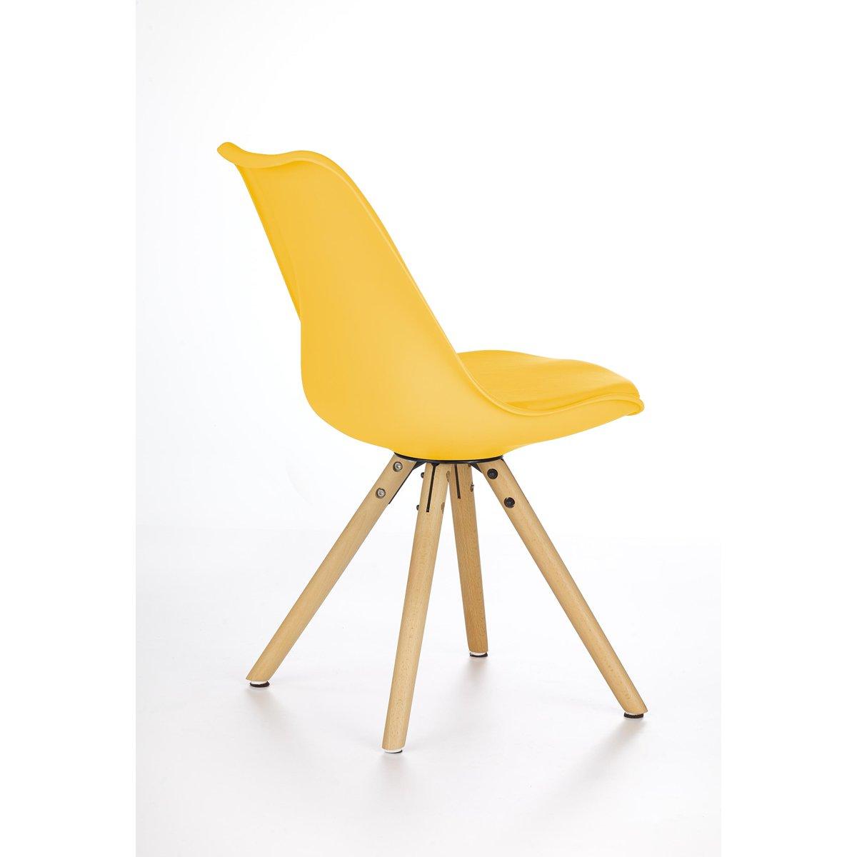 Stuhl Joy gelb