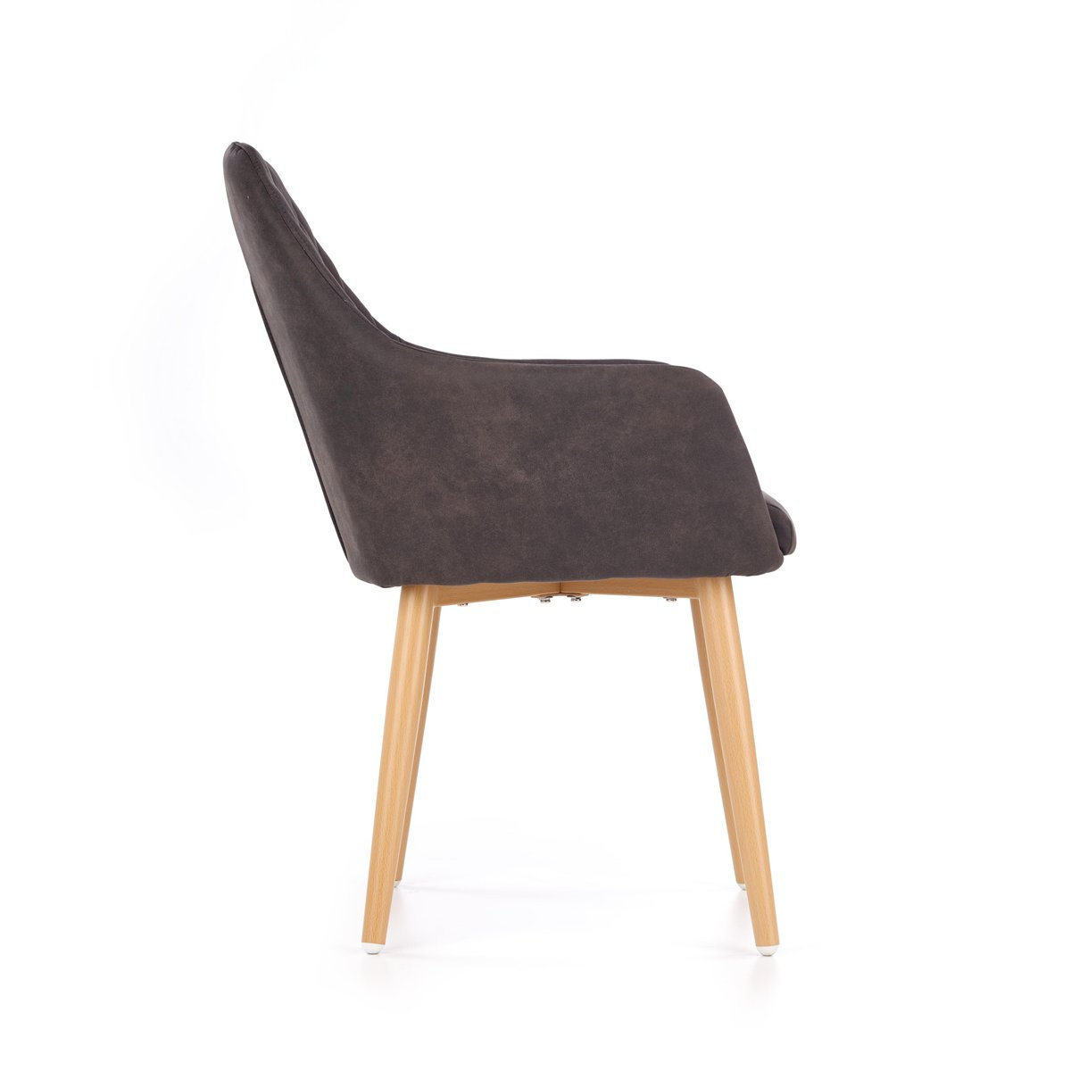 Stuhl Danna braun