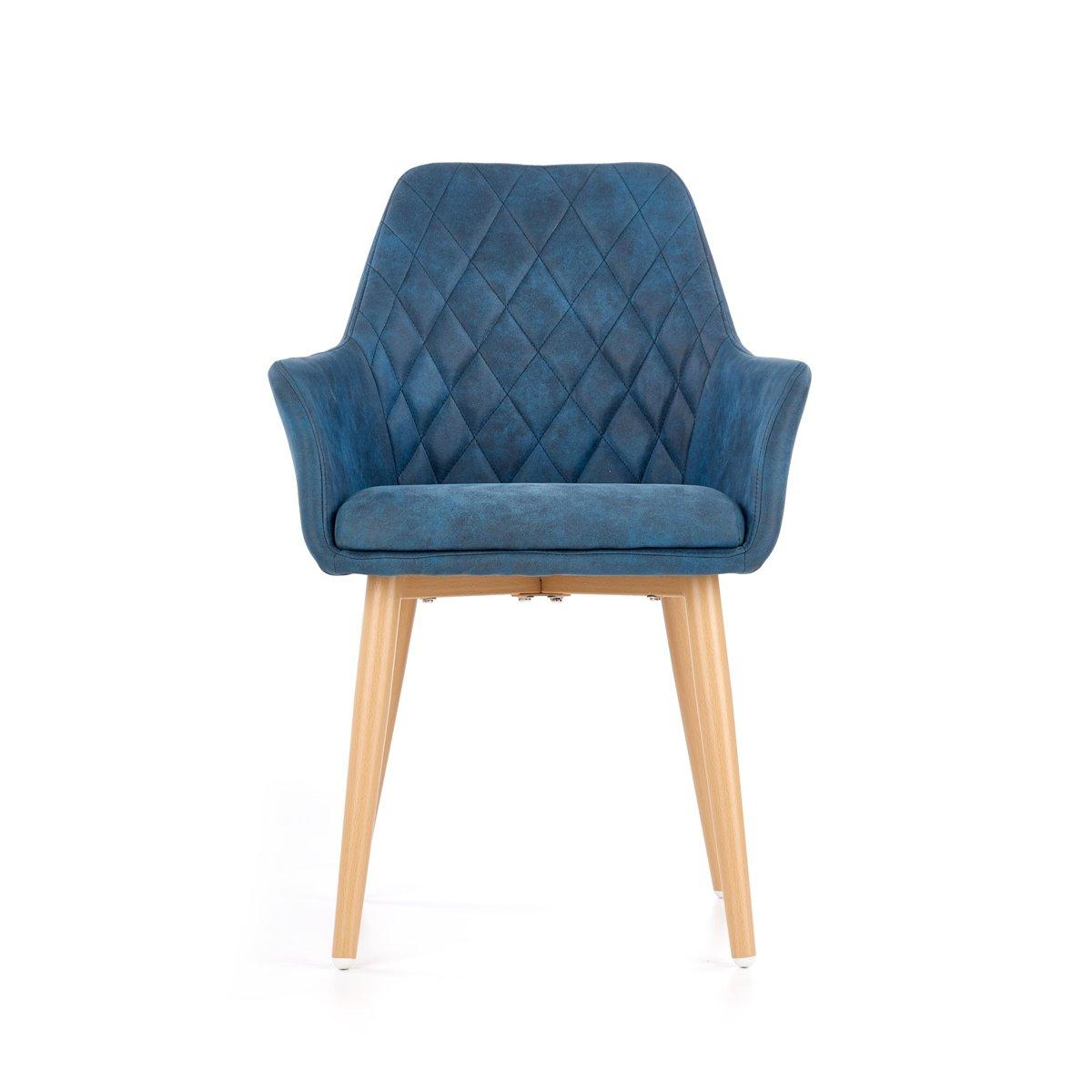 Stuhl Danna blau