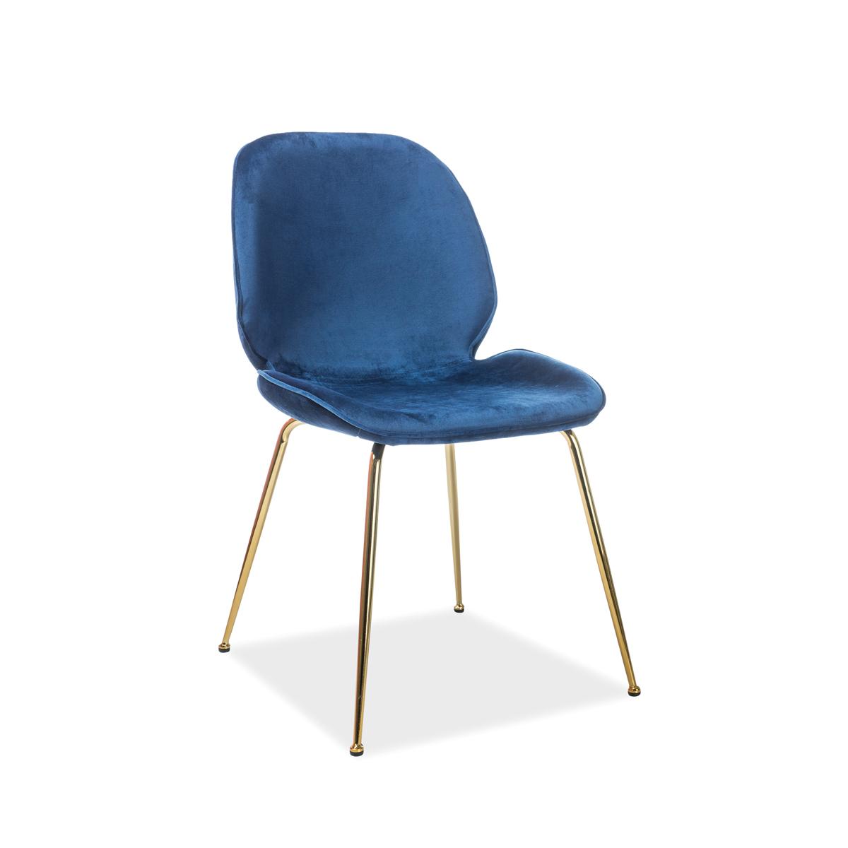 Stuhl Amina blau