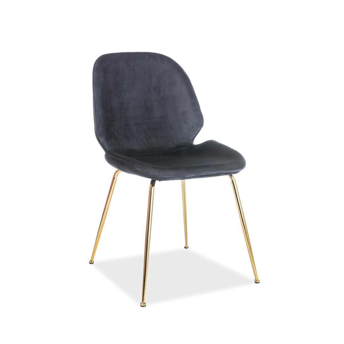 Stuhl Amina schwarz