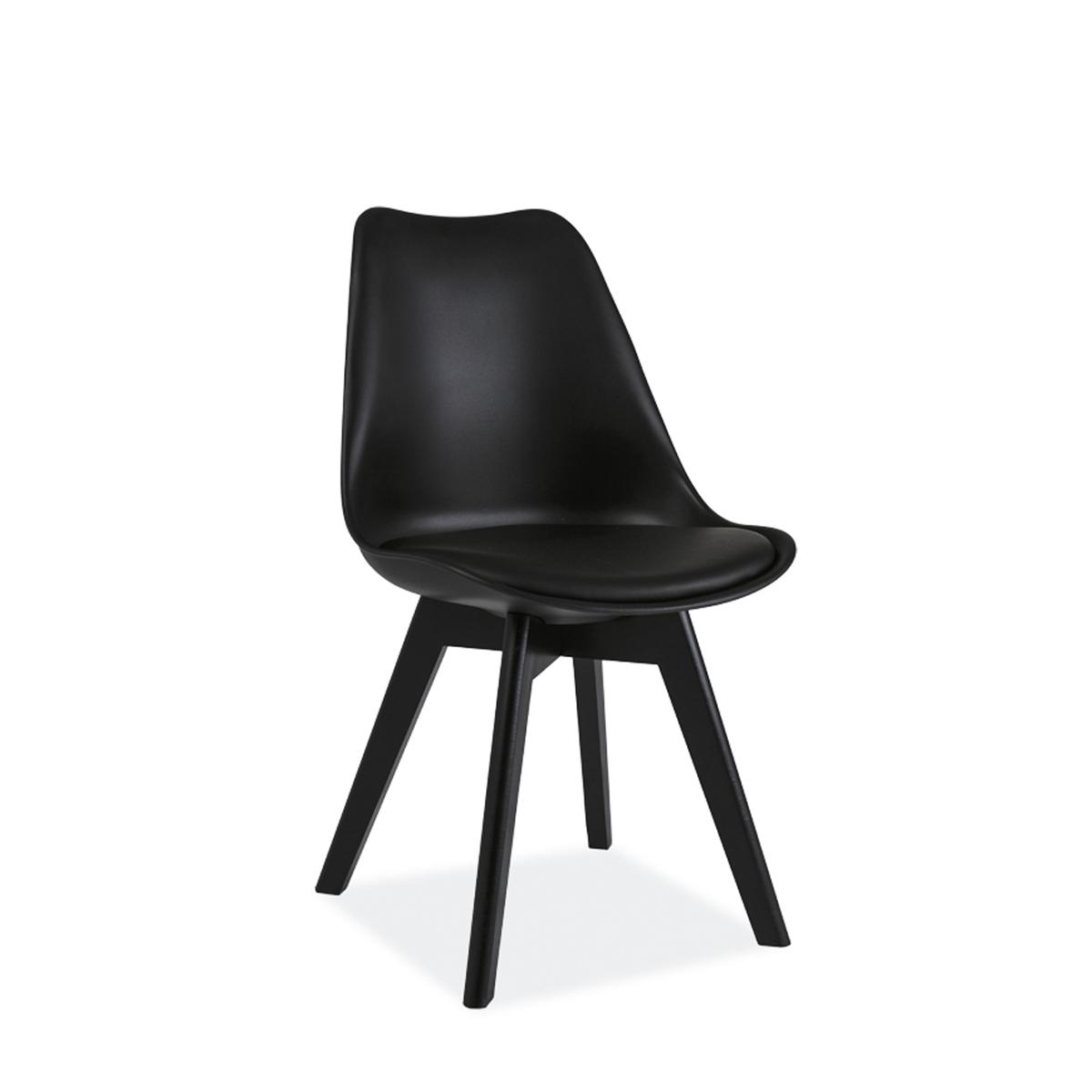 Stuhl Fenja D schwarz
