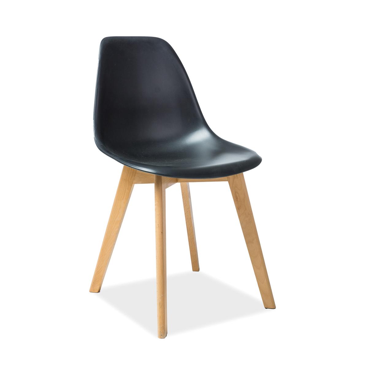 Stuhl Romy schwarz