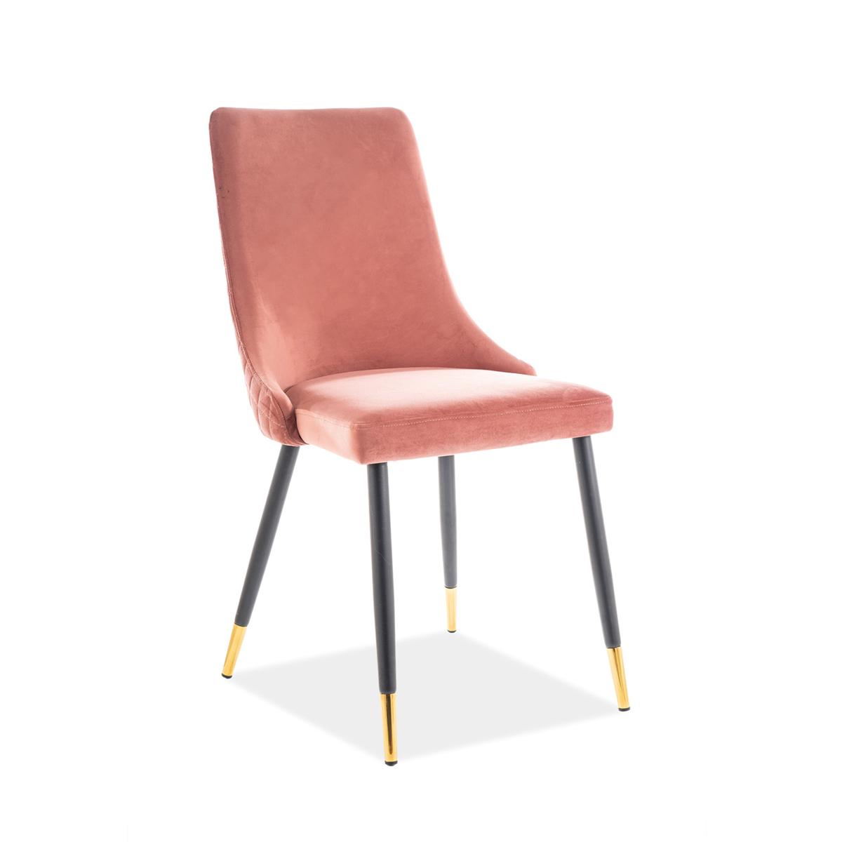 Stuhl Alena rosa