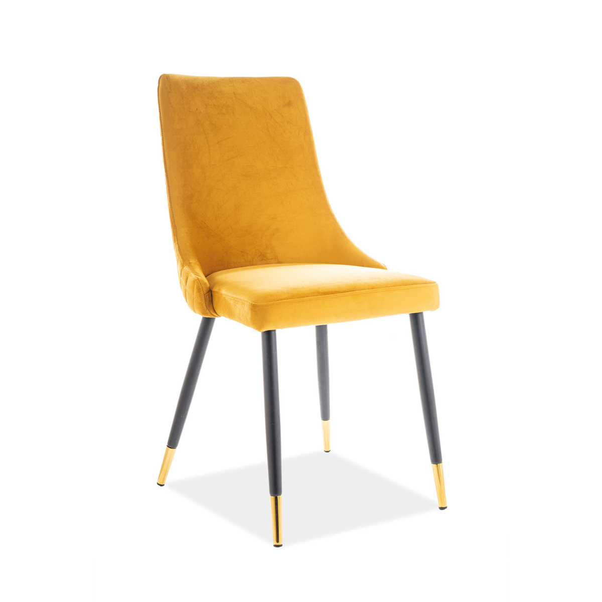 Stuhl Alena gelb