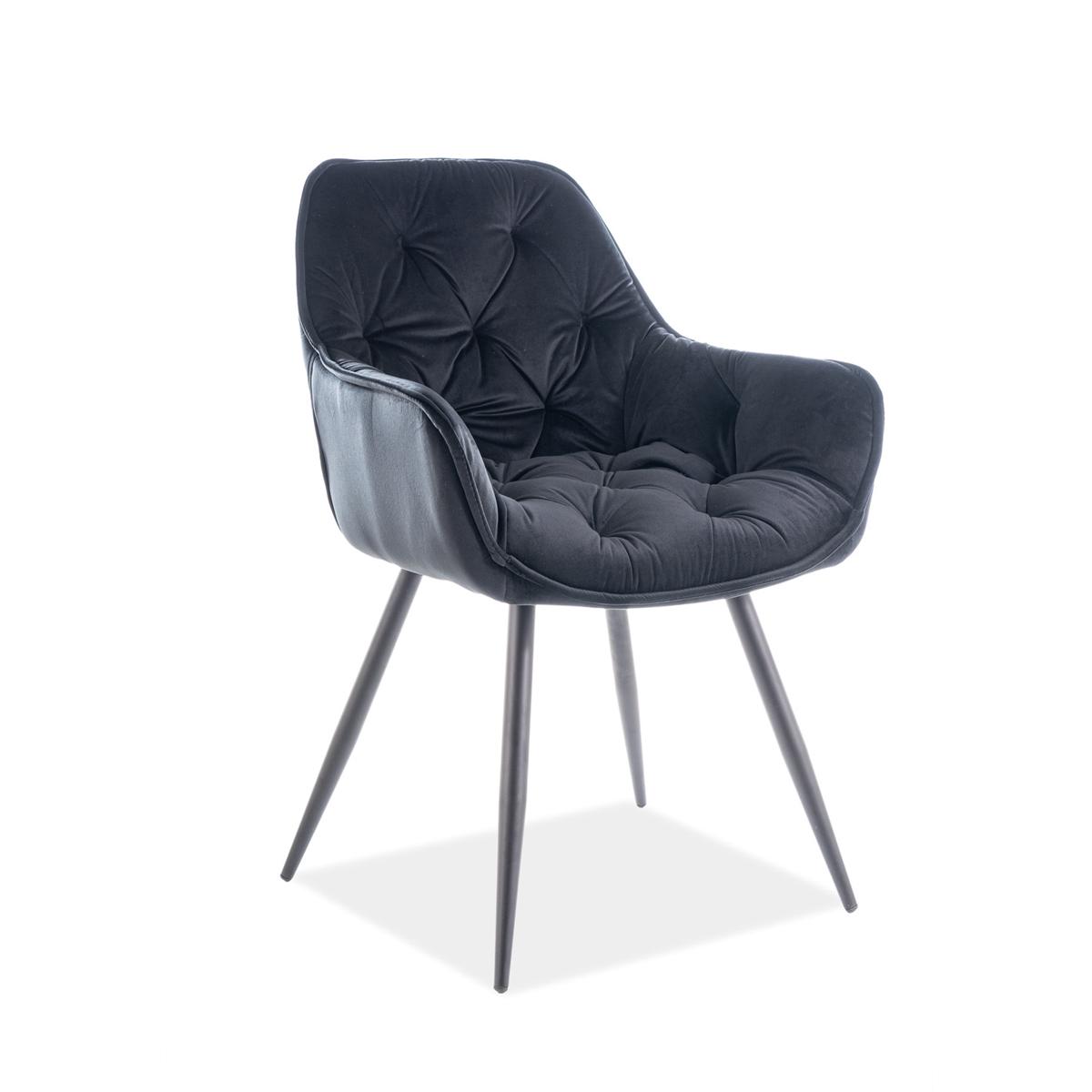 Stuhl Alisa schwarz